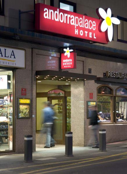 отель Andorra Palace Hotel