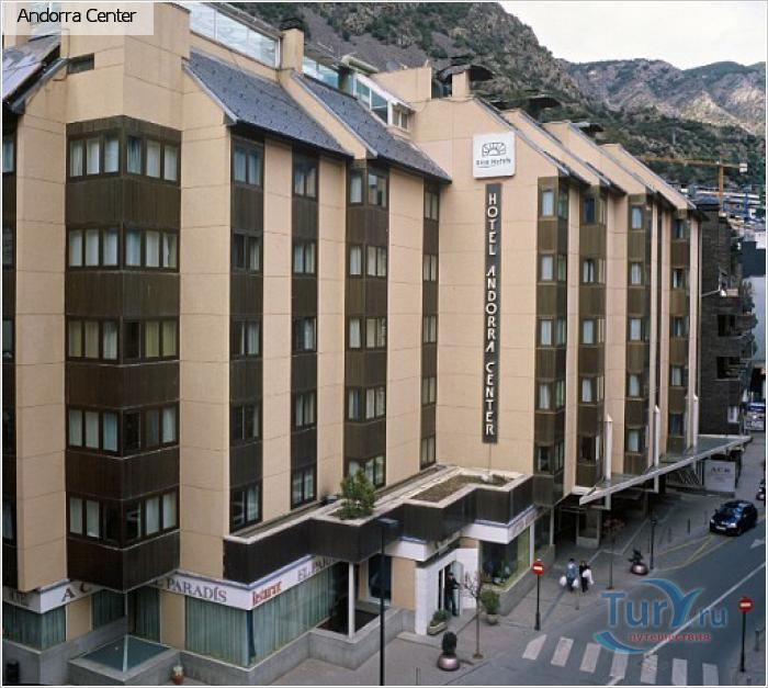отель Andorra Center