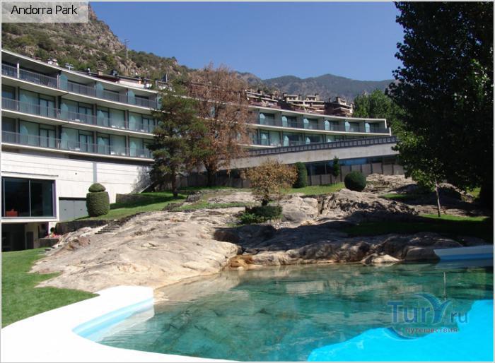 отель Andorra Park