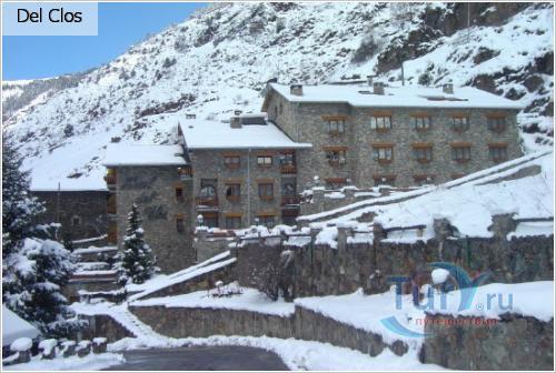отель Del Clos
