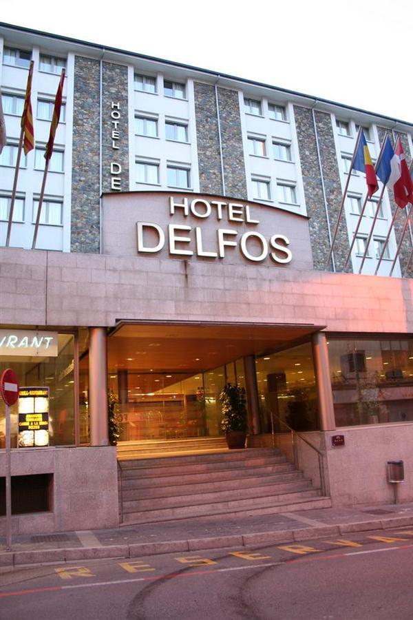 отель Delfos