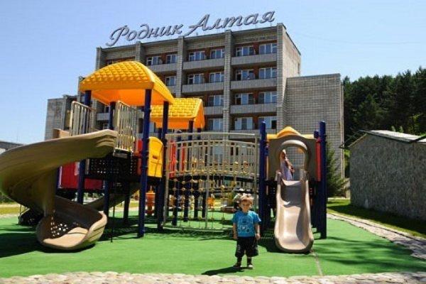отель Родник Алтая