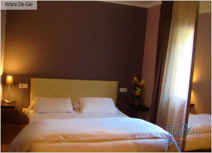 отель Arbre De Gel
