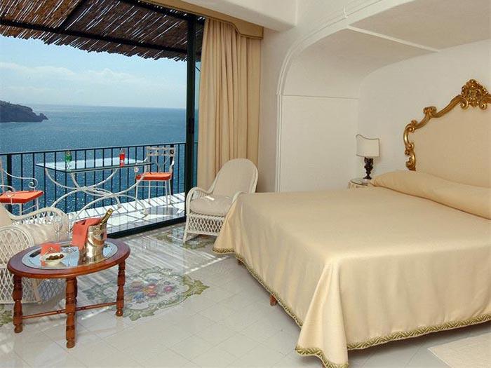 отель Il San Pietro Hotel (Positano)