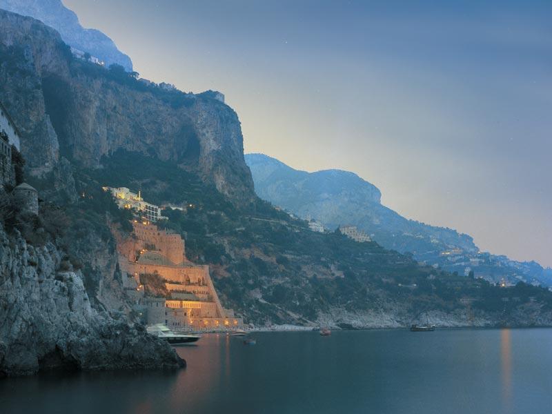отель Il Saraceno Hotel (Amalfi)