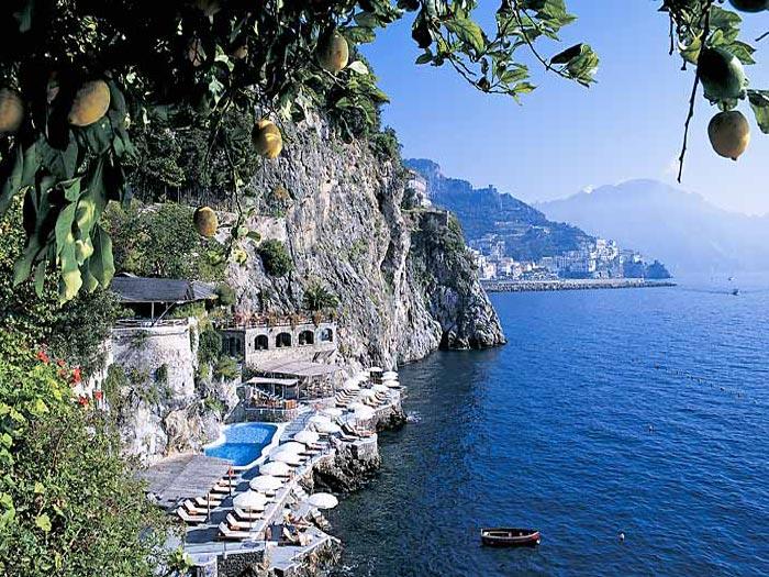 отель Santa Caterina Hotel (Amalfi)