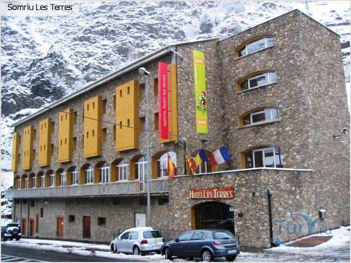 отель SOMRIU LES TERRES