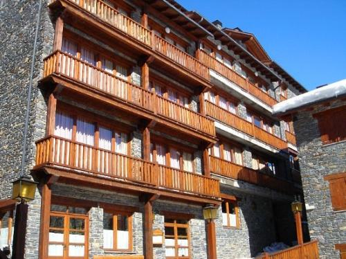 отель Aptos Solana de Ransol