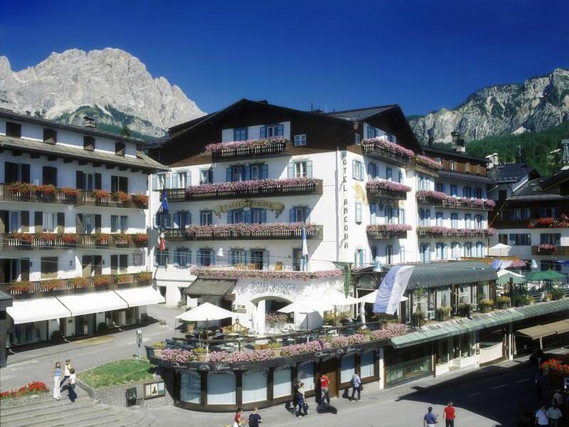 отель Ancora (Cortina D'Ampezzo)