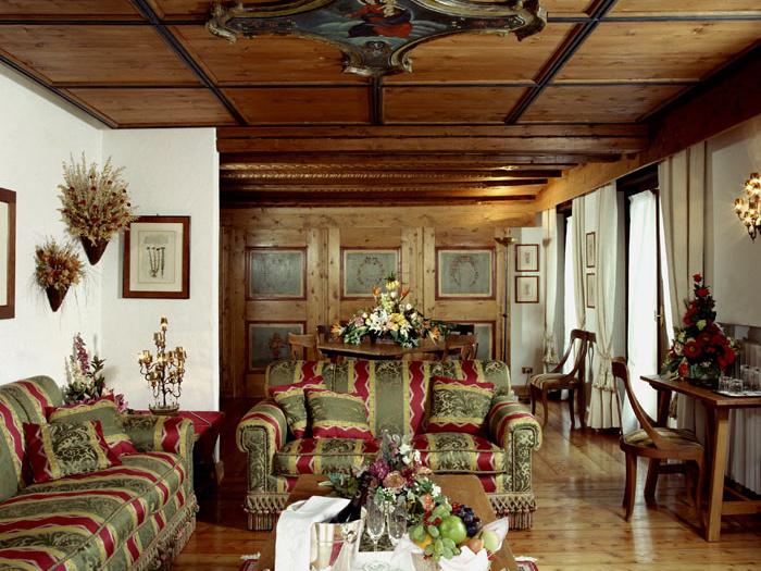 отель Bellevue (Cortina D'Ampezzo)