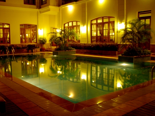 отель Steung Siem Reap
