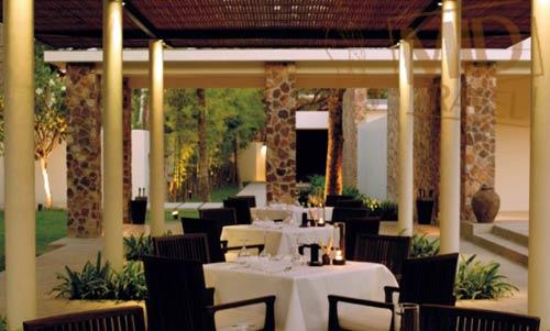 отель Amansara