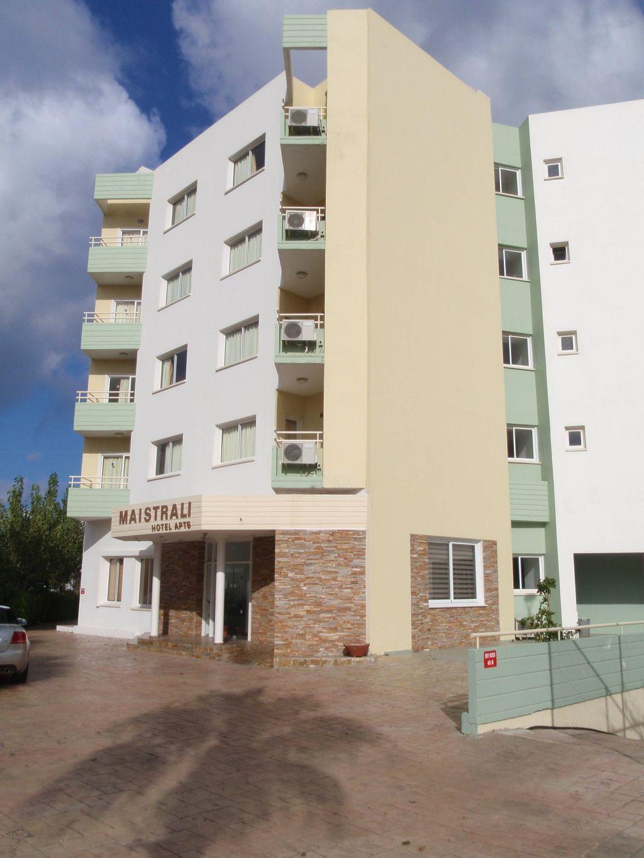 отель Maistrali apts hotel