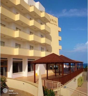 отель Iris Beach