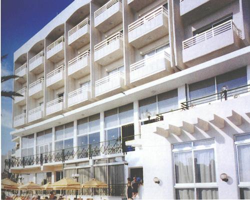 отель Agapinor Hotel