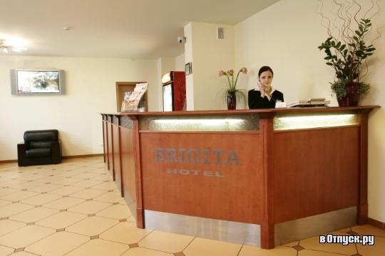 отель Brigita
