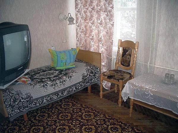 отель Криница