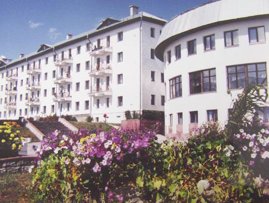 отель Нарочь