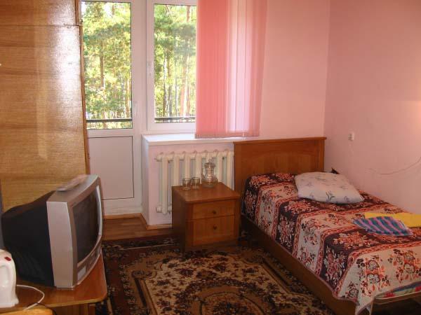 отель Березина