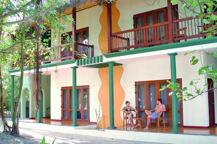 отель Adaaran Club Rannalhi