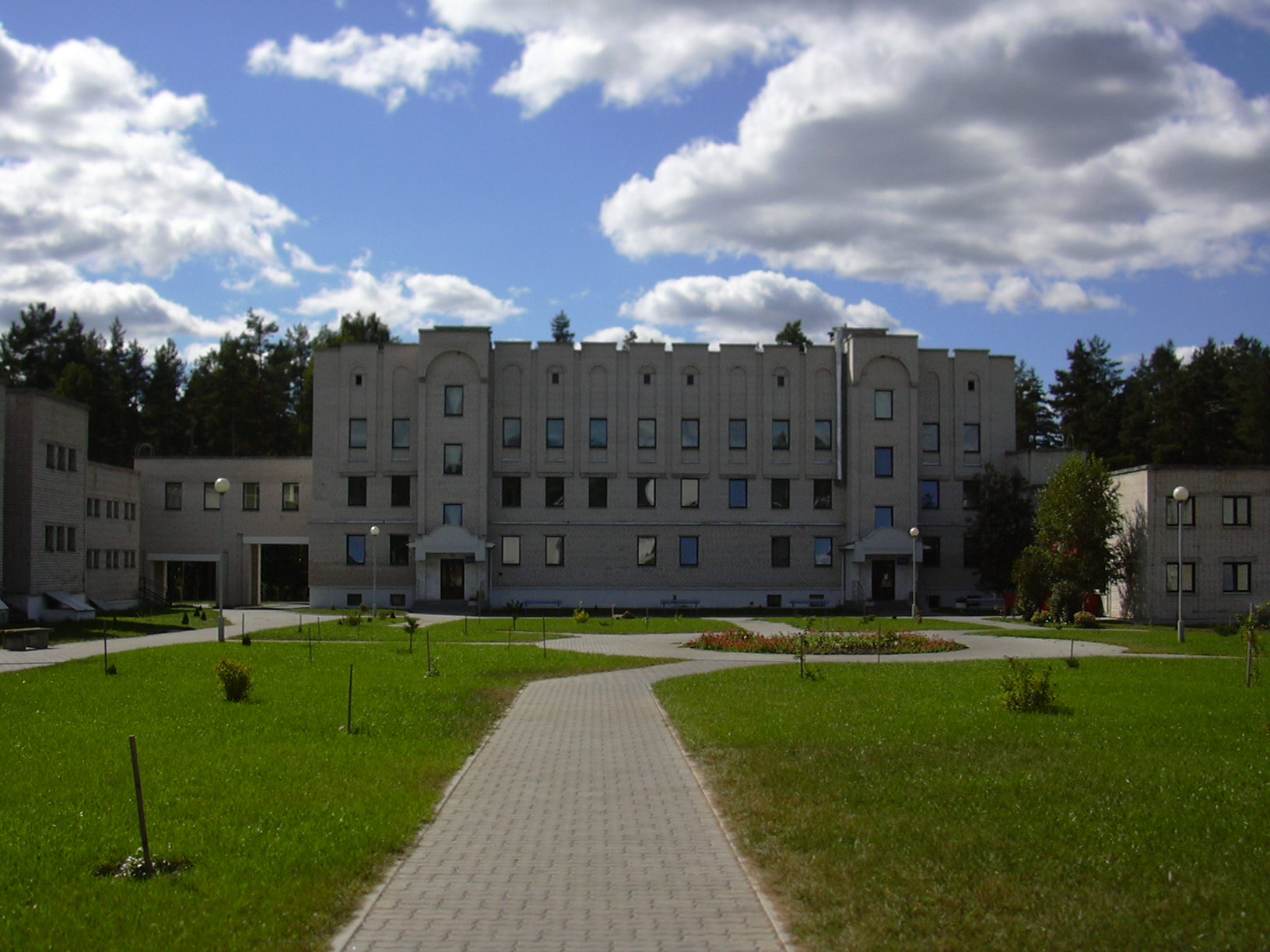 отель Чабарок