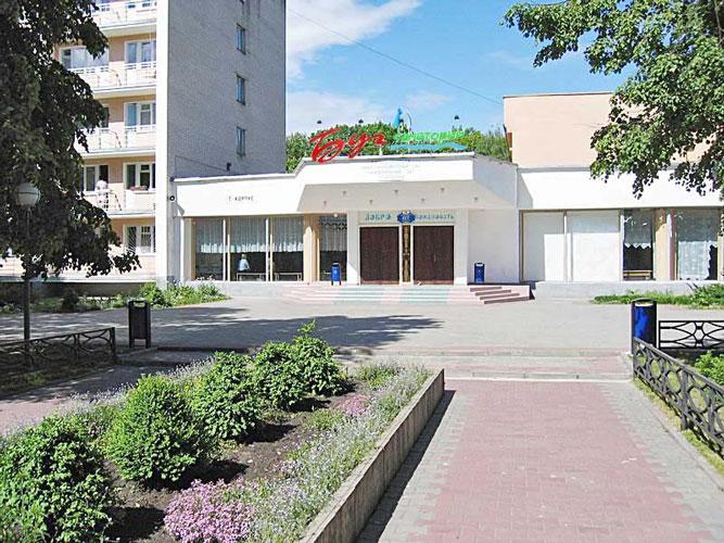 отель Буг