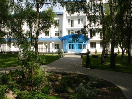 отель Оздоровительный центр
