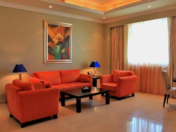 отель Al Hamra Palace Beach Resort