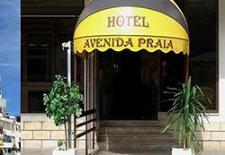 отель Avenida Praia