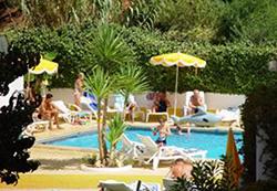 отель Apartmentos Turisticos Ourasol