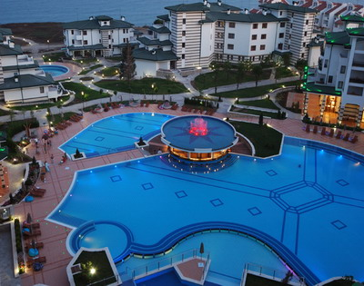 отель Emerald Resort