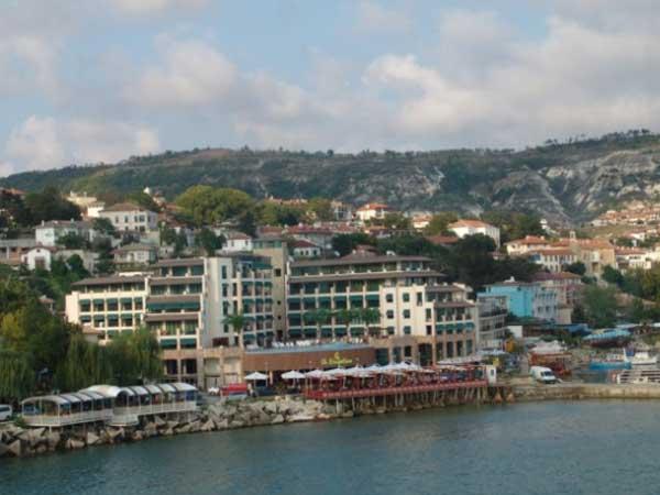 отель Apart Hotel Marina-city