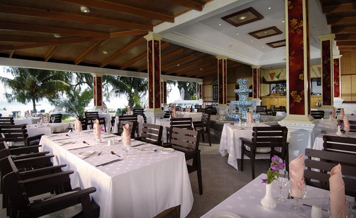 отель Berjaya Praslin Beach
