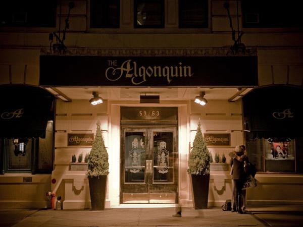 отель Algonquin