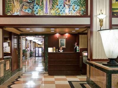 отель Edison