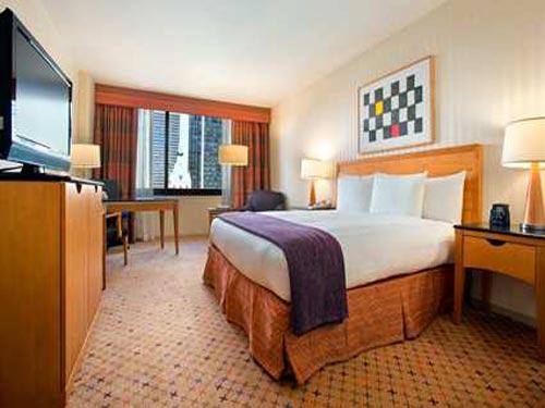 отель Hilton Times Square
