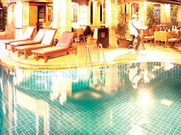 отель Absolute Seapearl Beach Resort