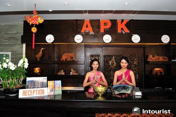 Пхукет отель apk resort and spa