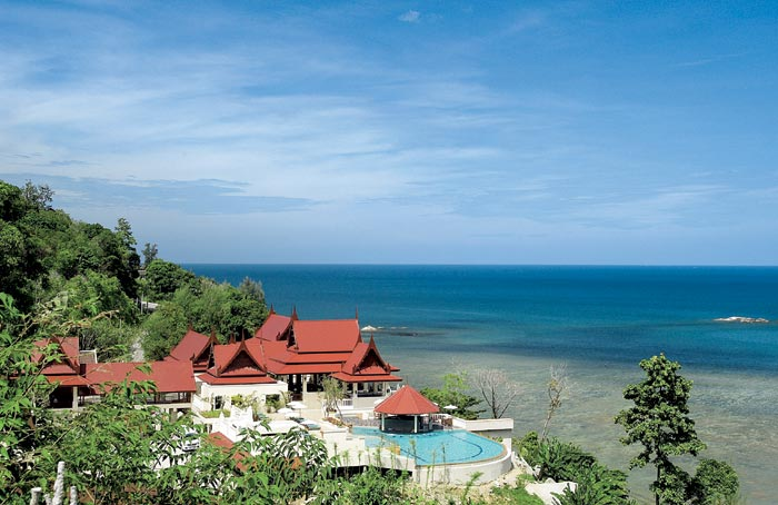 отель Aquamarine Resort & Villa