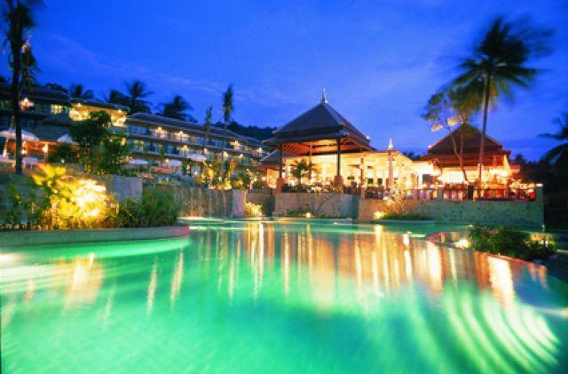 отель Andaman Cannacia Resort & Spa