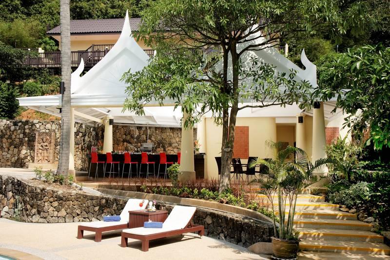 отель All Seasons Naiharn Phuket