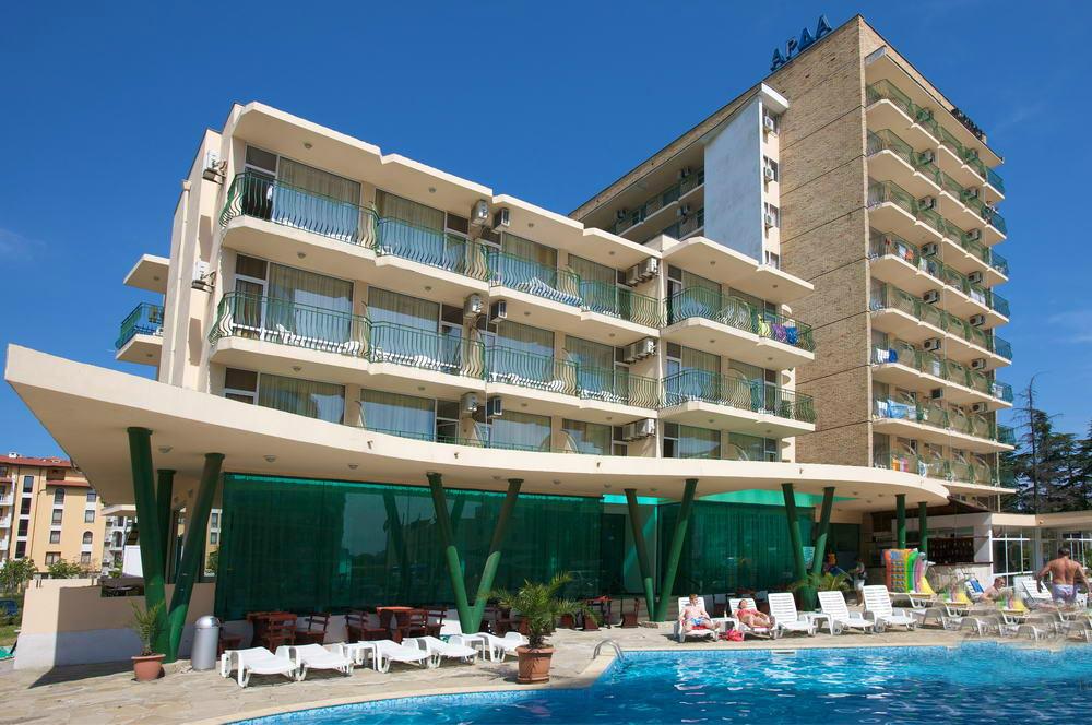 отель Arda
