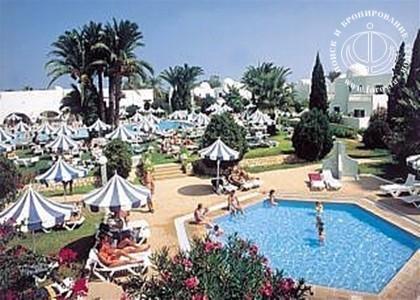 отель Abou Nawas Monastir