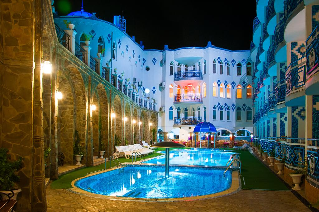 отель 1001 ночь