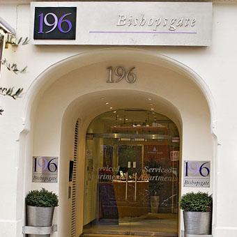 отель 196 Bishopsgate