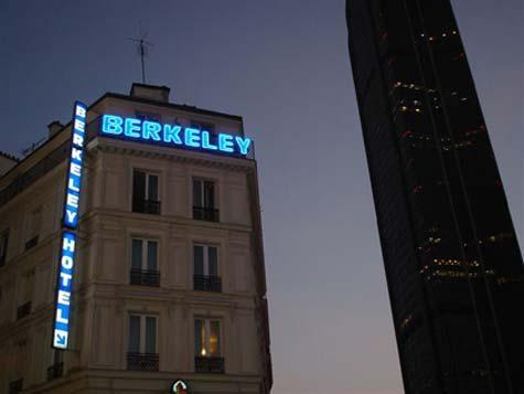 отель Berkeley Hotel