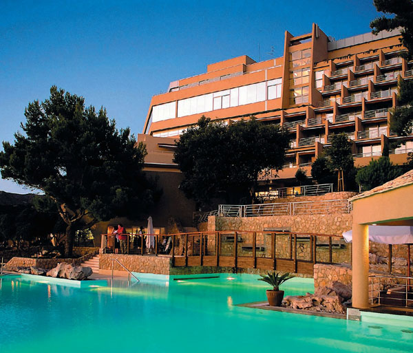 отель Dubrovnik Palace