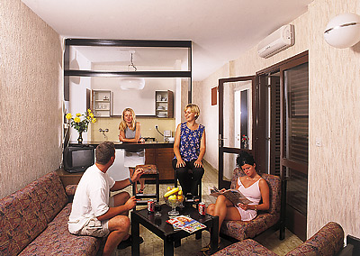 отель Medena Apartment