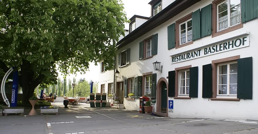 отель Baslerhof