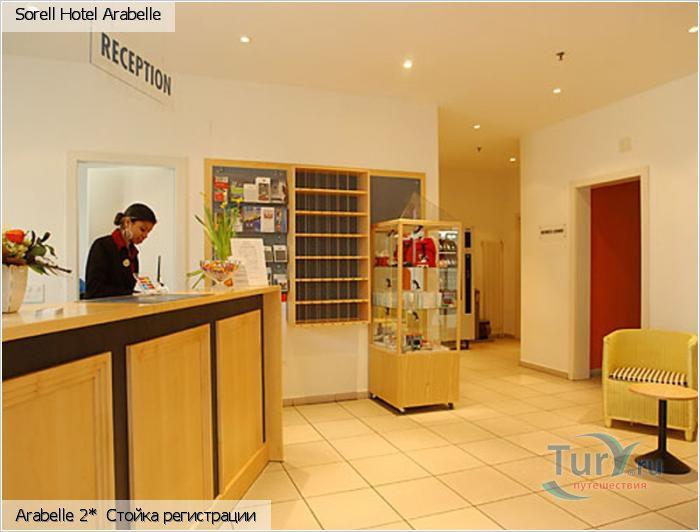 отель Arabelle